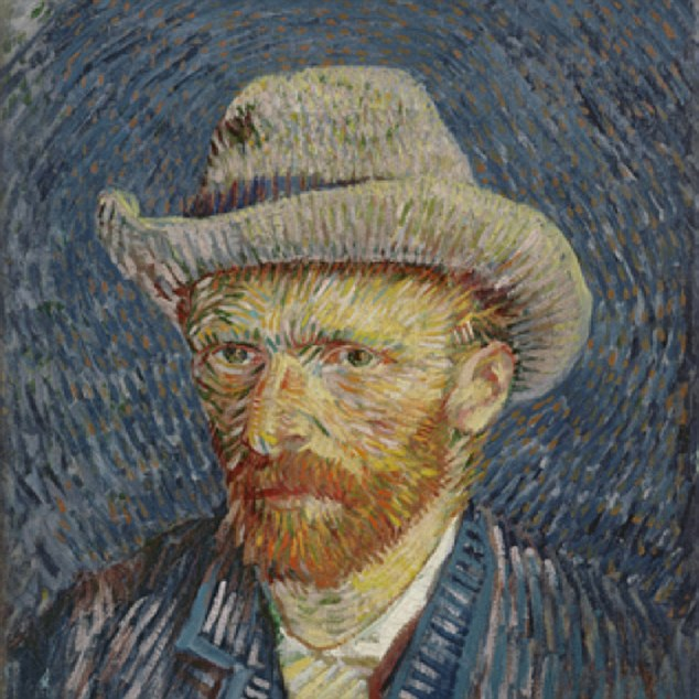 Vincent van gogh dick