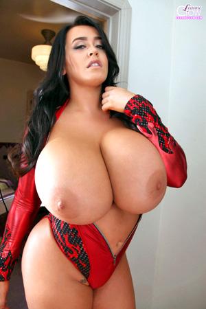 Big boobs in nudes