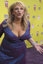 Lisa lampanelli big tits
