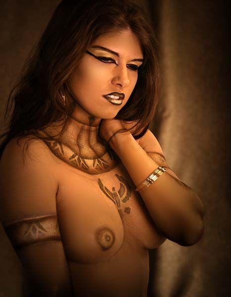 Naked egyptian woman nude