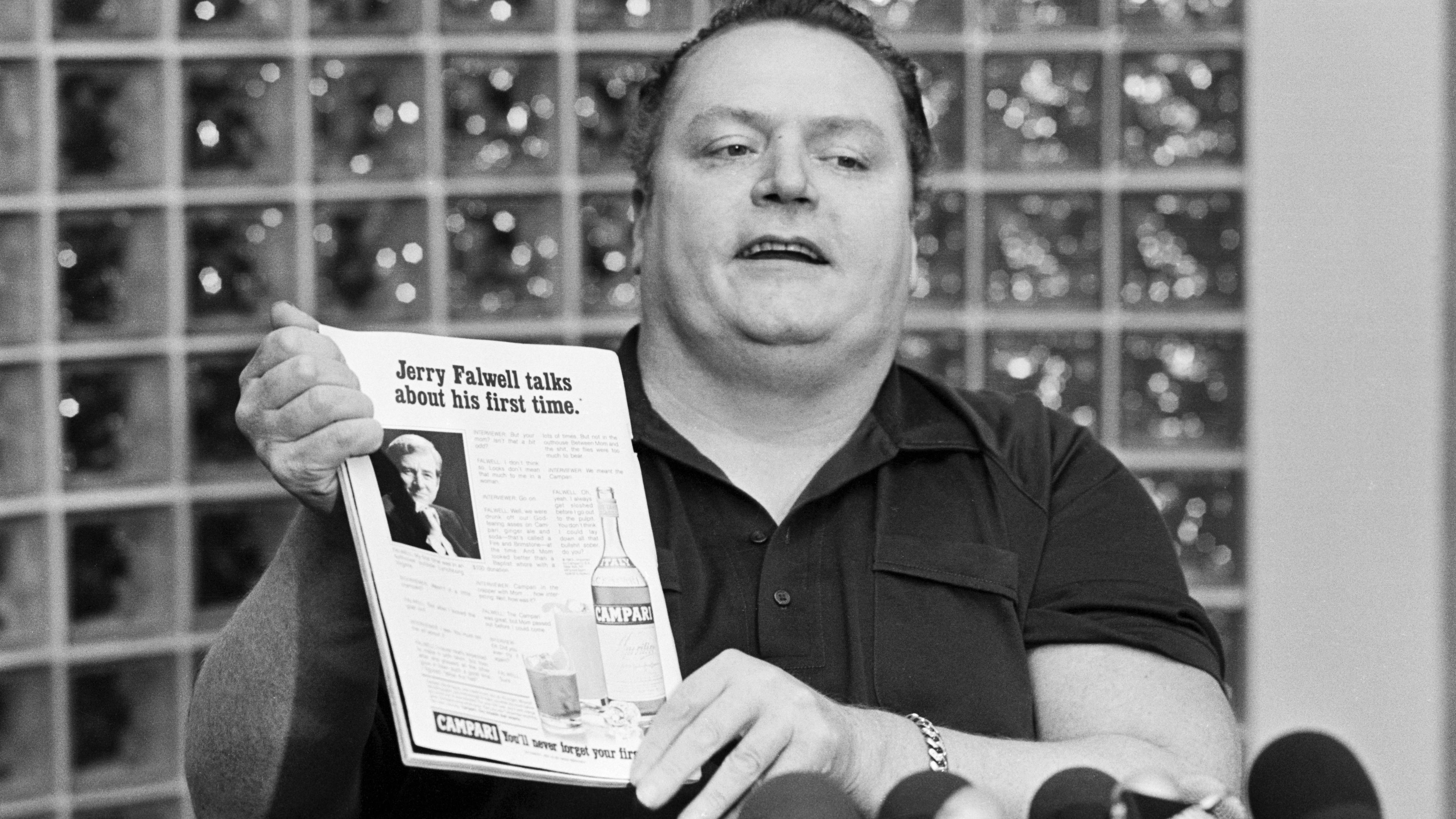 Falwell lawsuit vs hustler