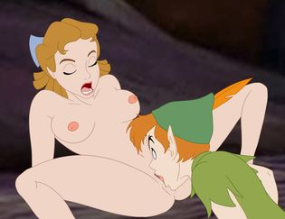 Tinkerbell and wendy naked