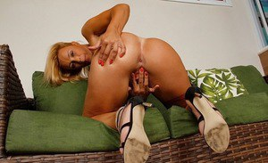 Nude black hot punany