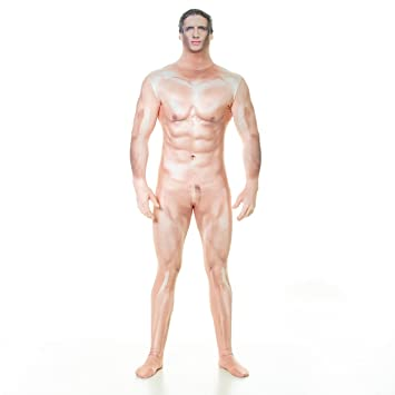 Sexy large naked men