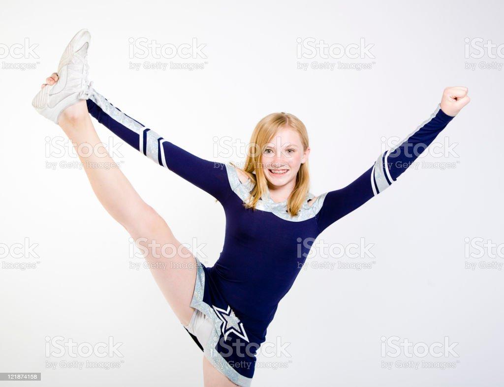 Teen girls in mini skirts