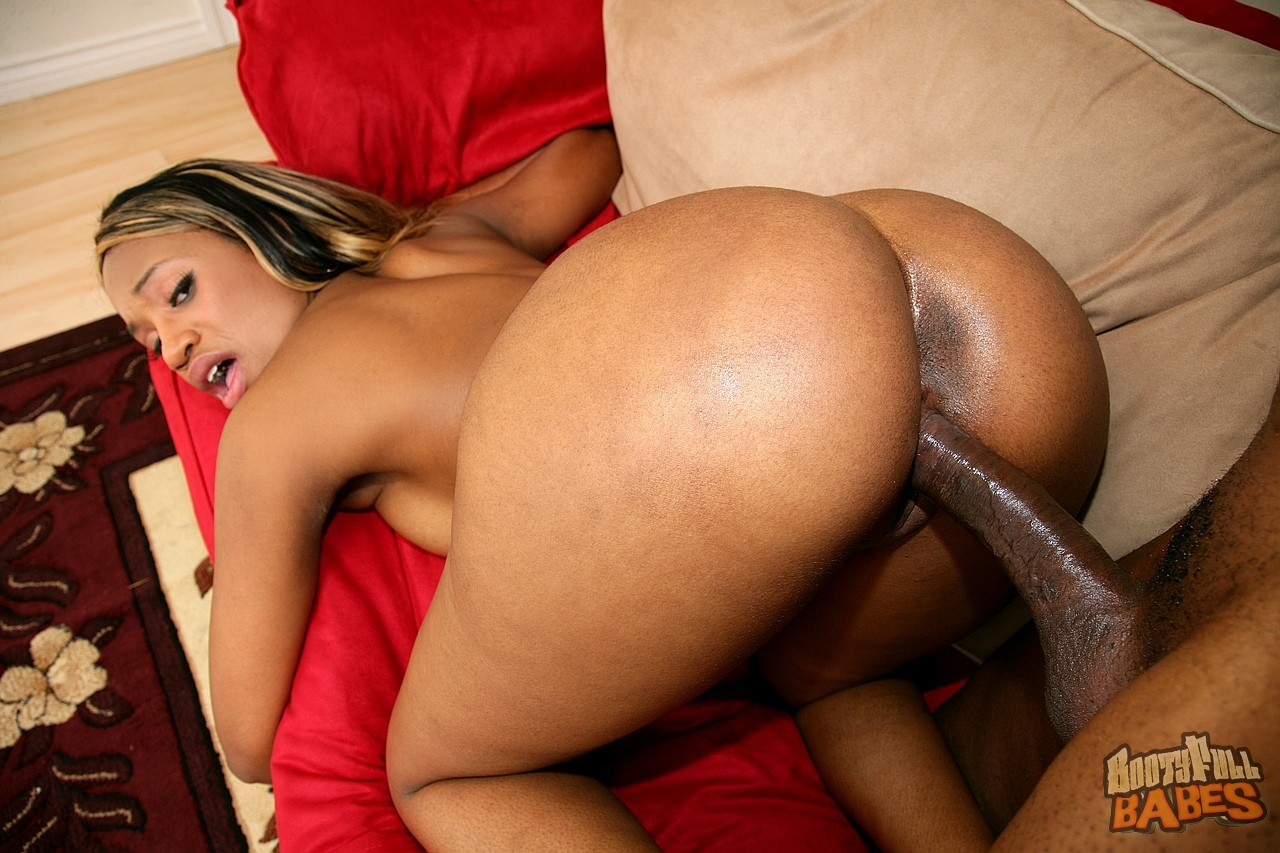 Big booty black woman fuck