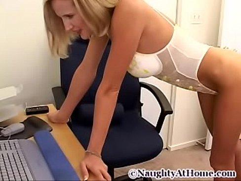 Naughty at home desirae anal