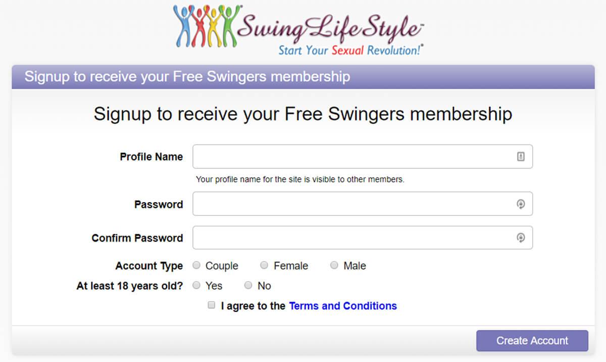 Copyright free site swinger swinging
