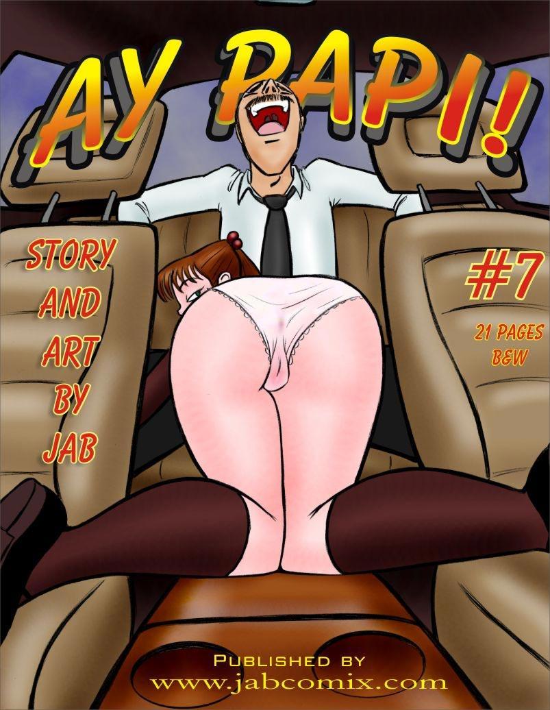 Ay pappy cartoon porn