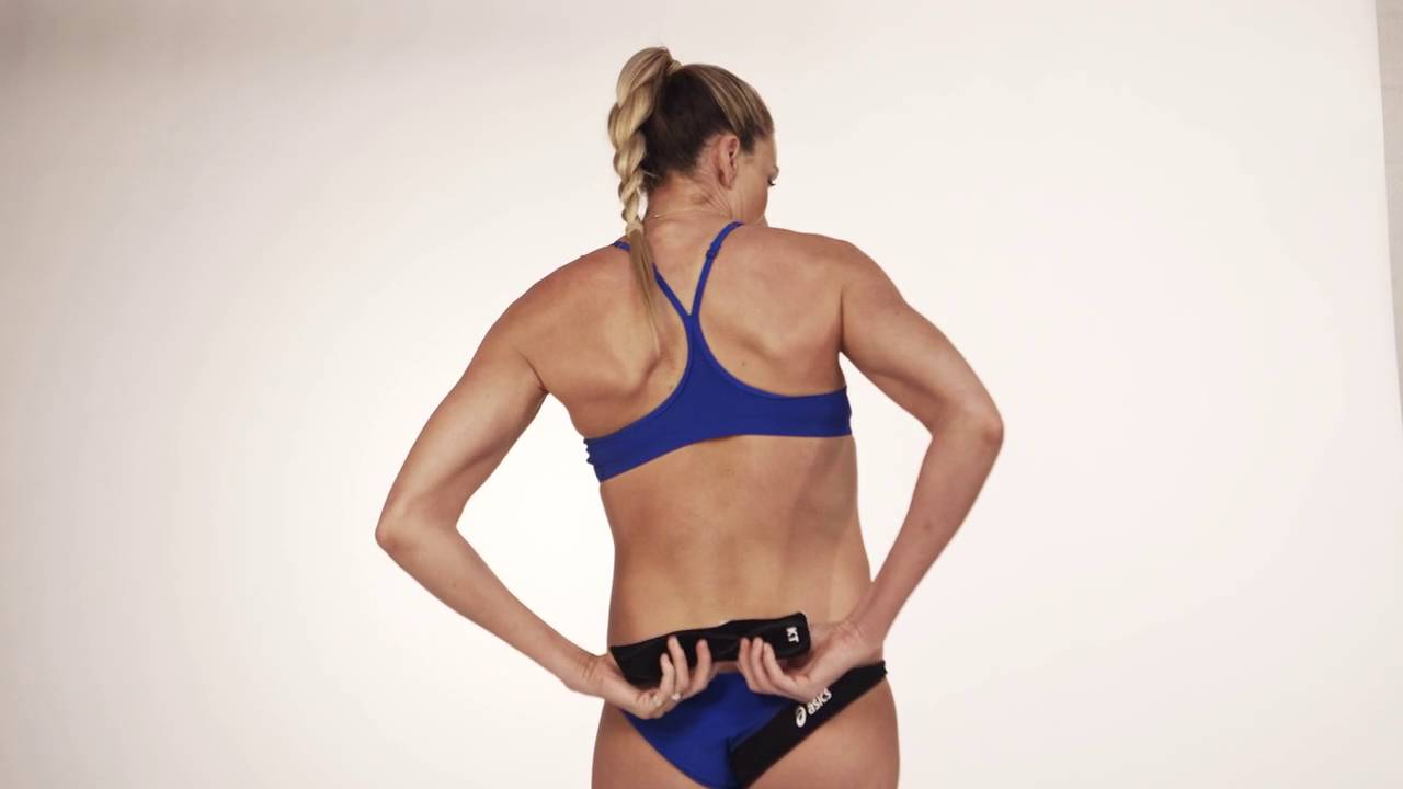 Kinesio tape olympic volleyball women
