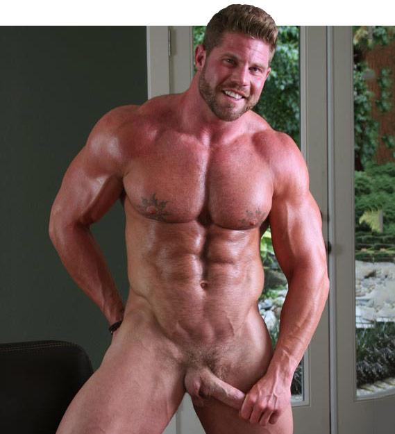 Muscle men xxx bodybuilder