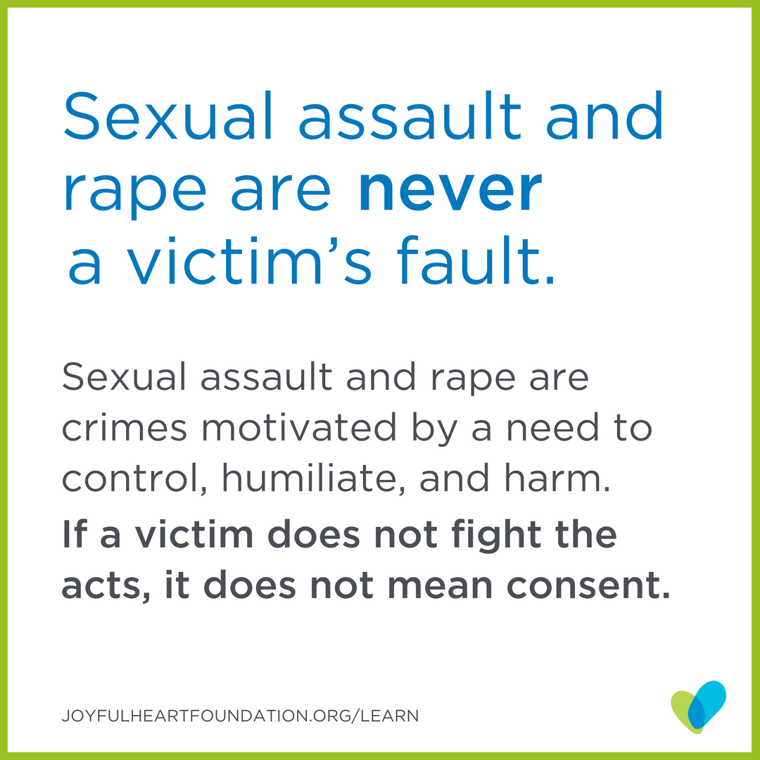 Affects of sexual assault