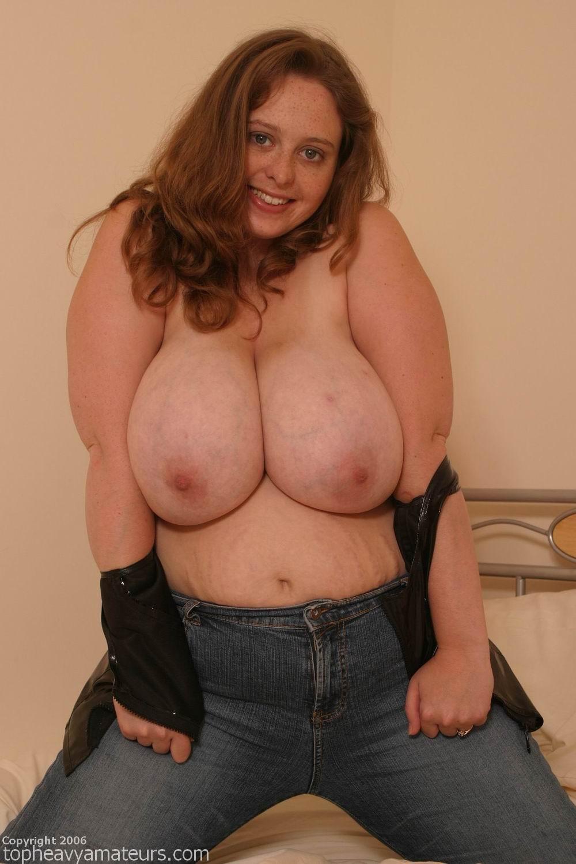 Huge bbw boobs topheavy amateurs