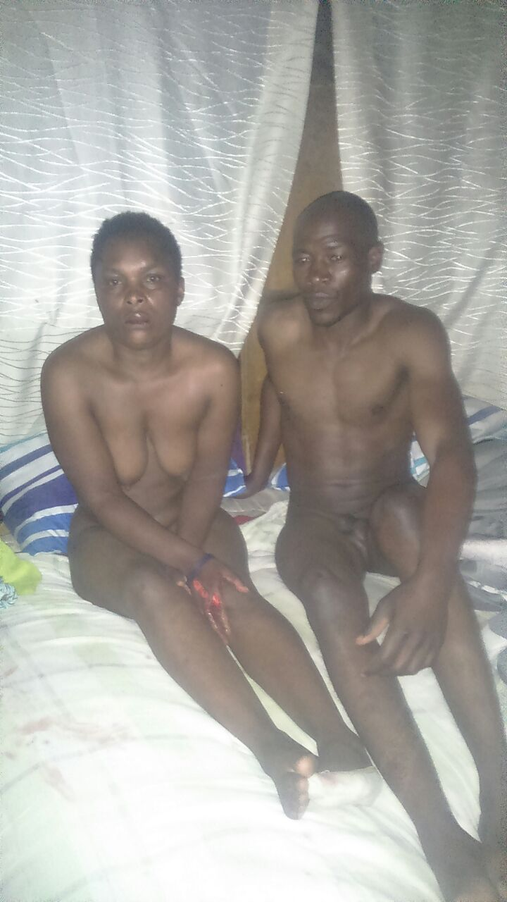 Exposed nude pictures of married woman