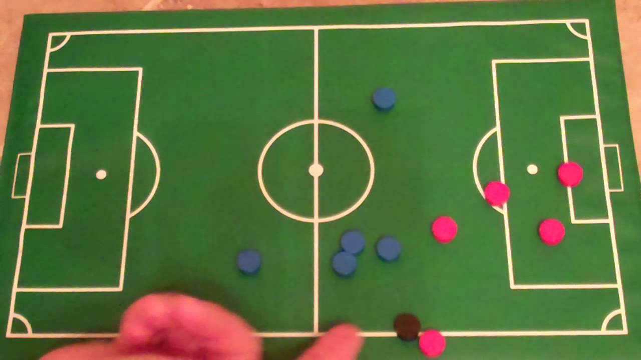 Pee wee soccer rules