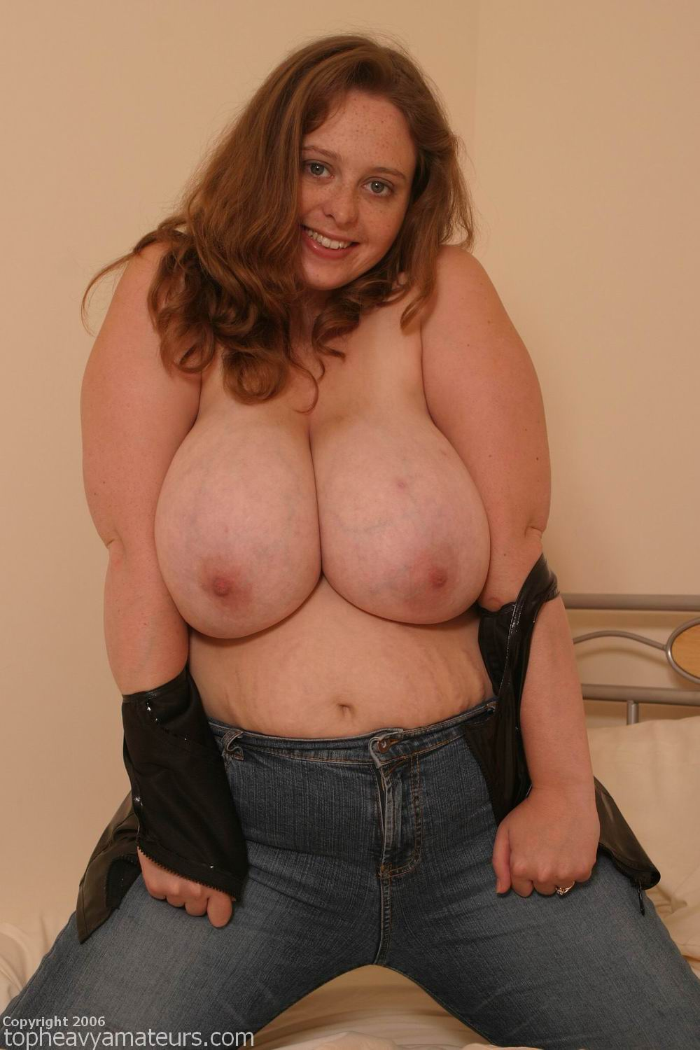 Huge bbw boobs topheavy amateurs