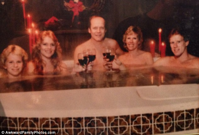 Russian nudist family pic