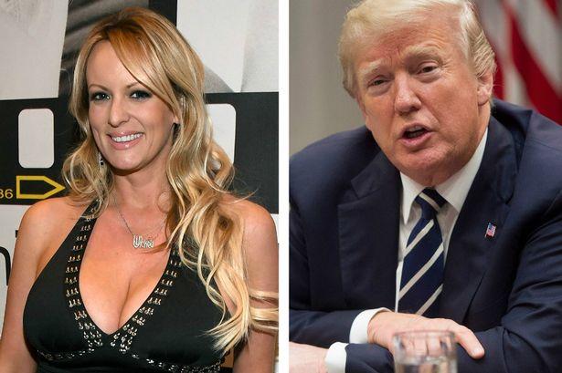 Donald trump wife porn