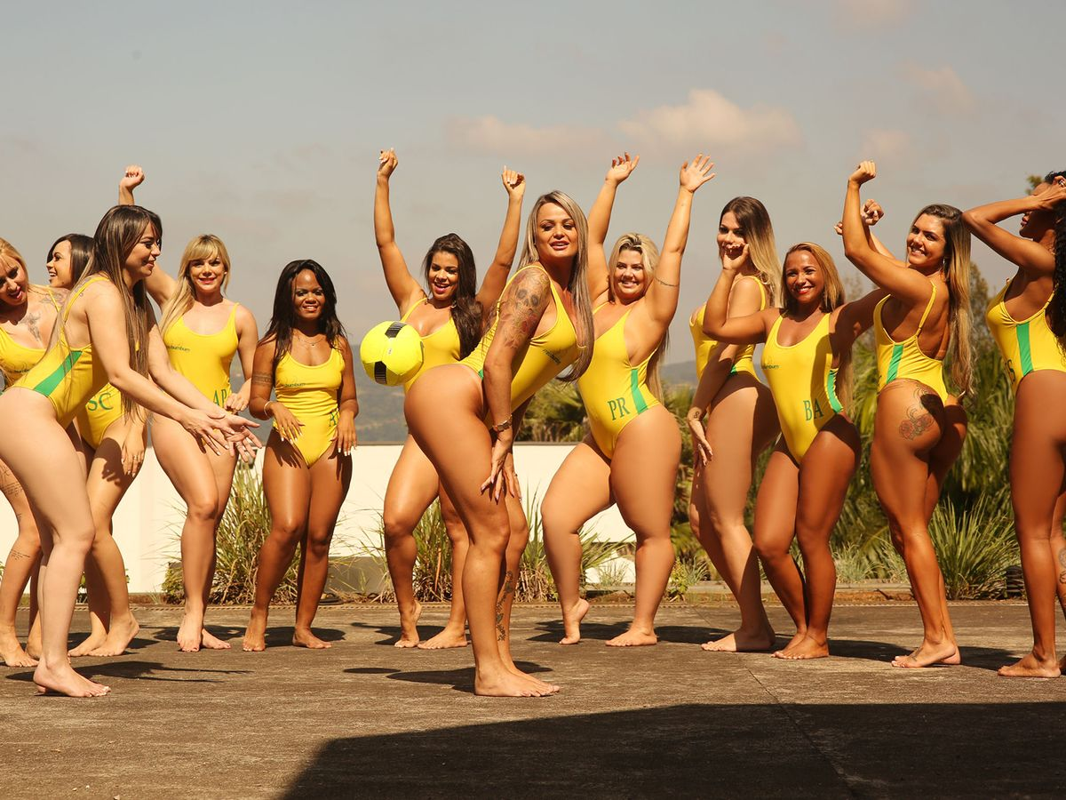 Miss teen brazil nude