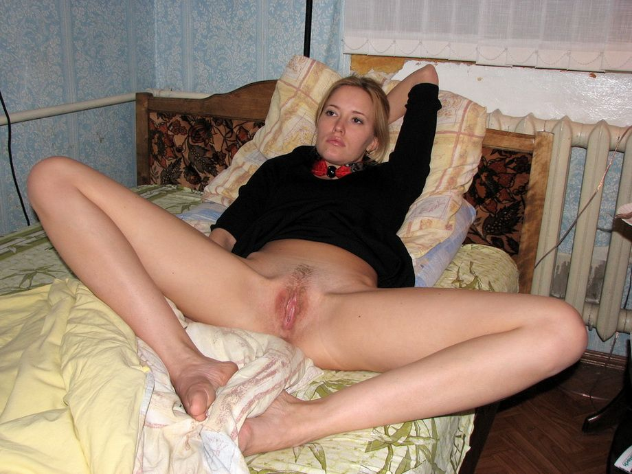 Women legs spread open