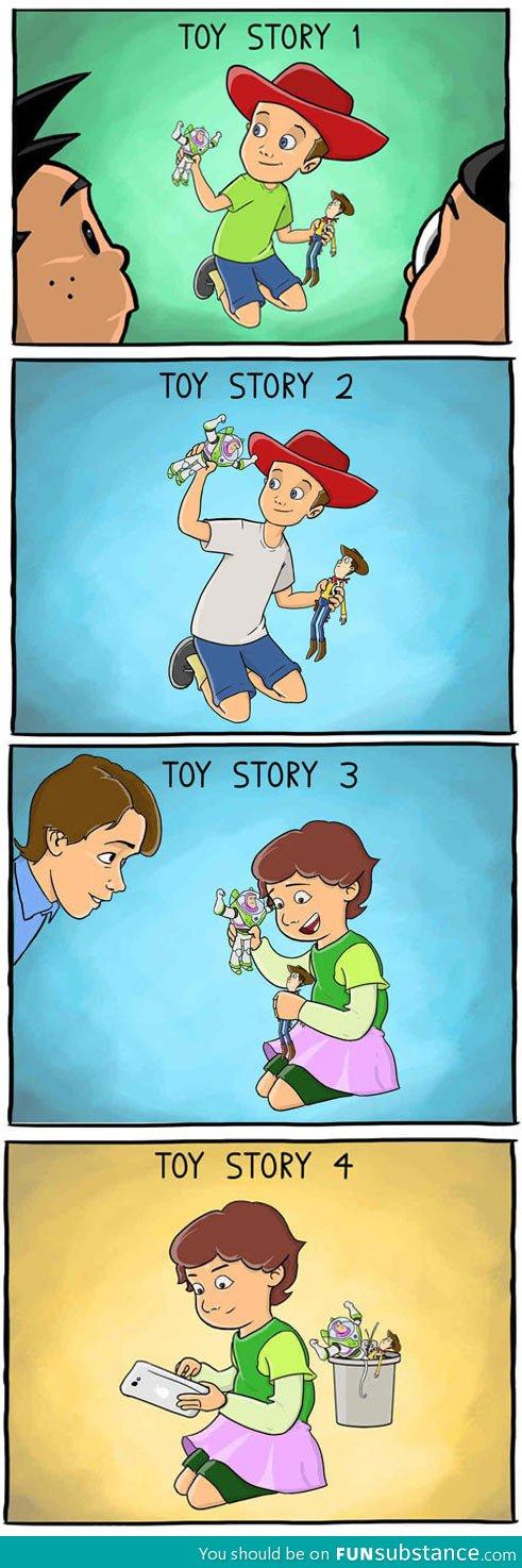 Toy story jessie porn comics