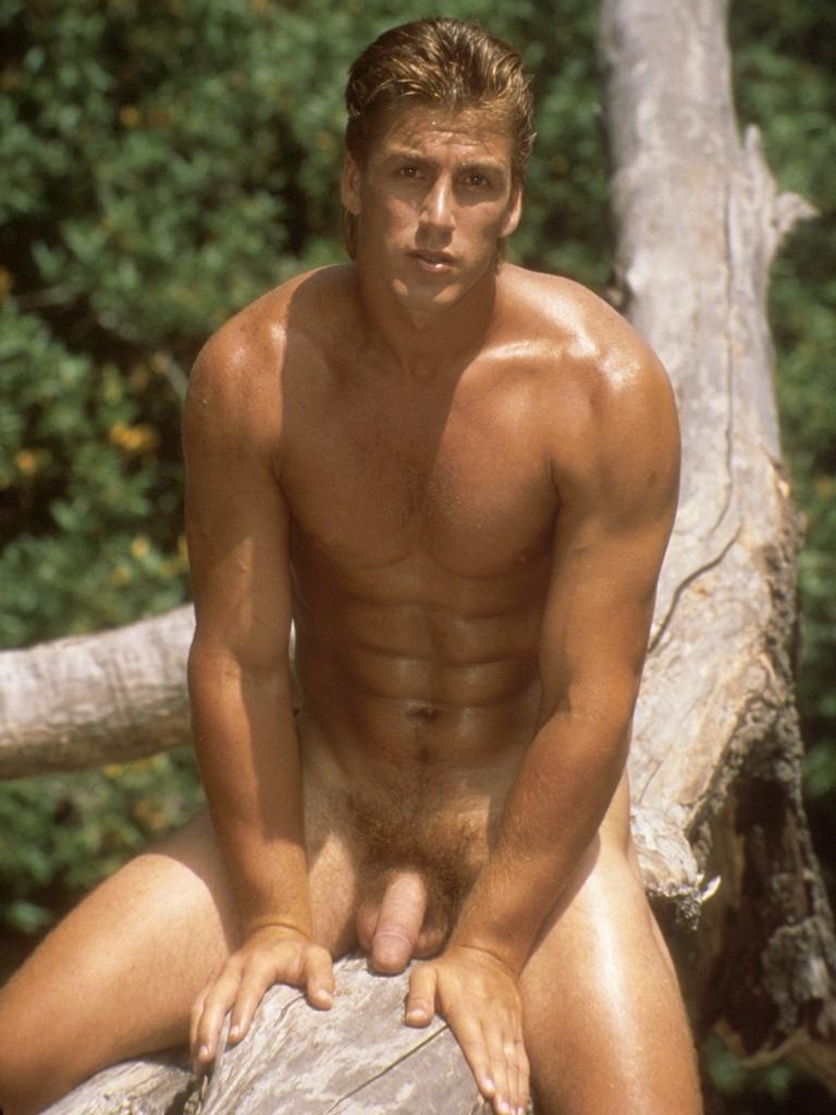 Good looking naked men