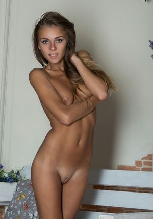 Naked shaved women nude