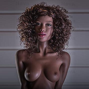 Black realistic sex dolls