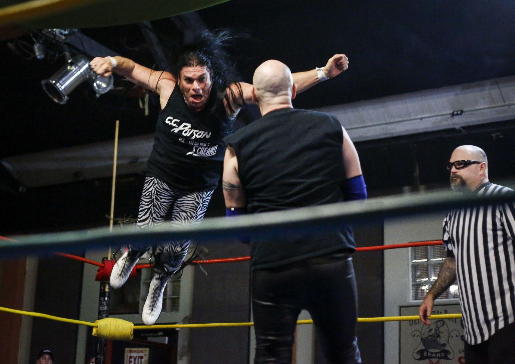 Pacific northwest wrestling bottom line