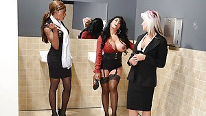 Reality kings big tit office sex