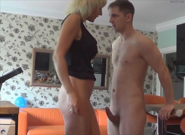 Mom son erection naked