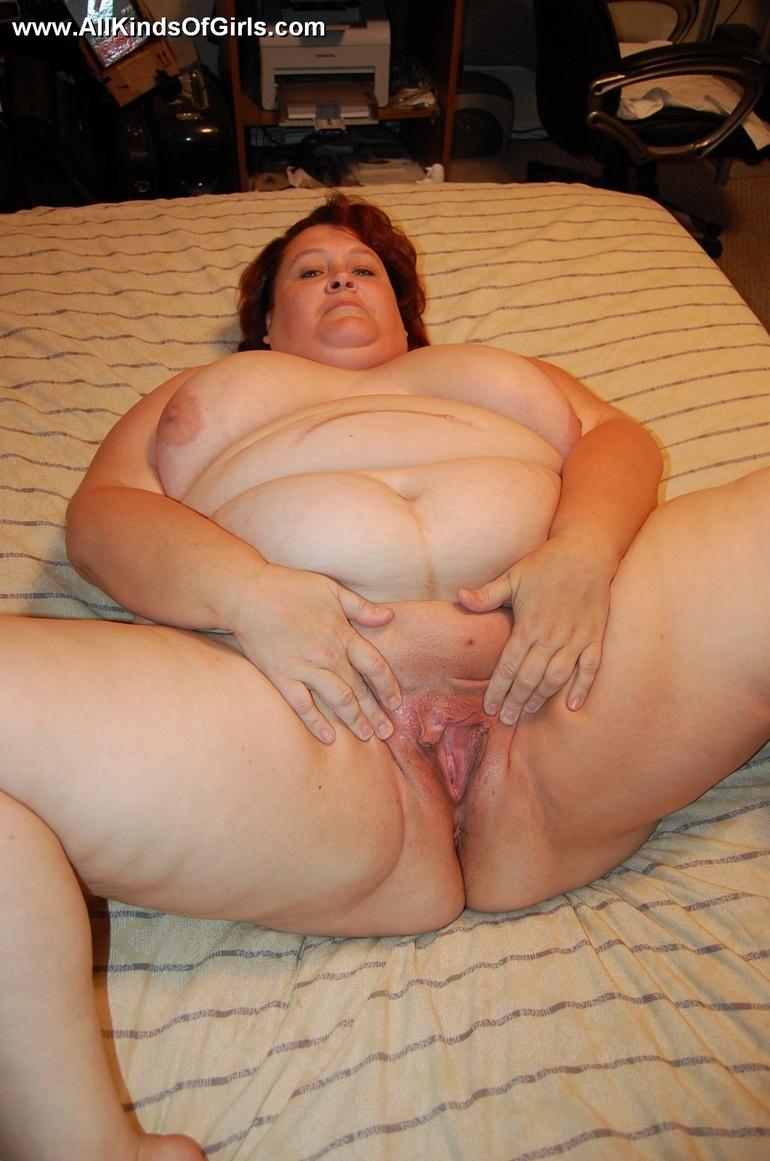 Mom nude fatty pussy