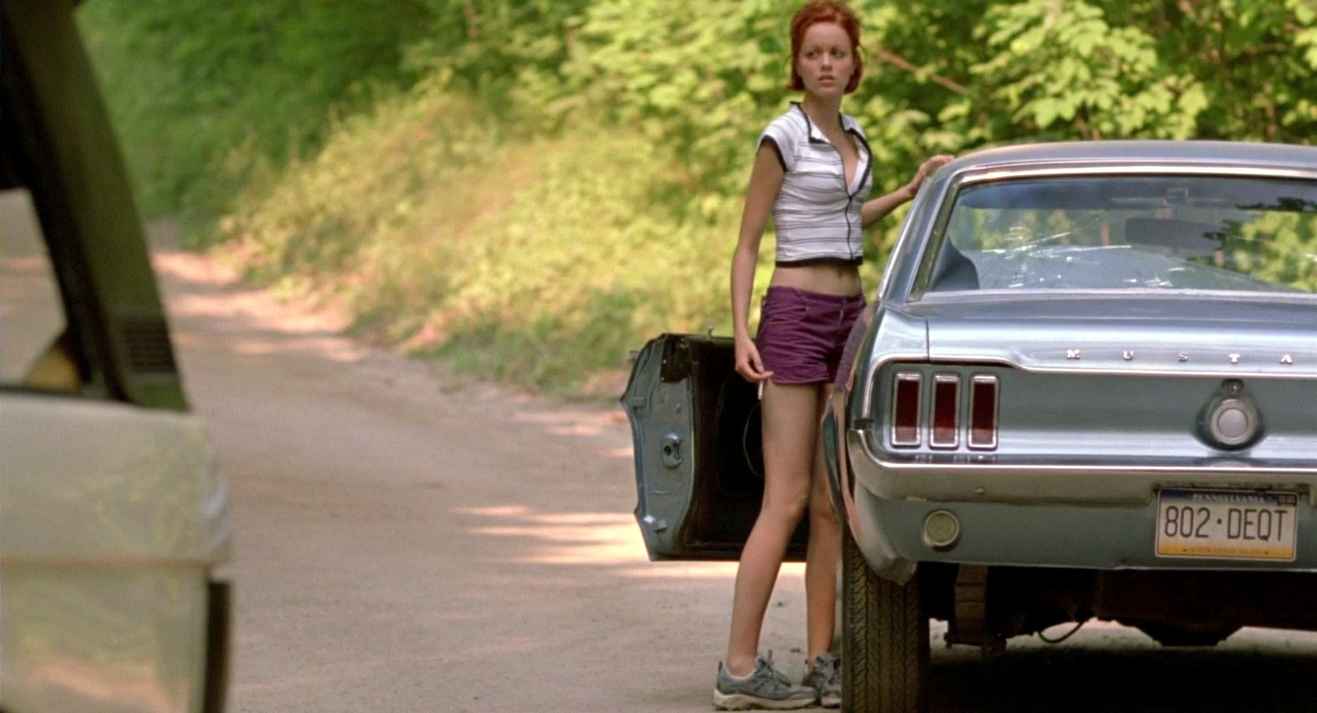 Lindy booth wrong turn