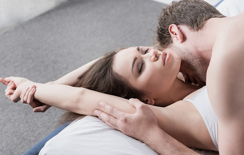 Oral sex for her