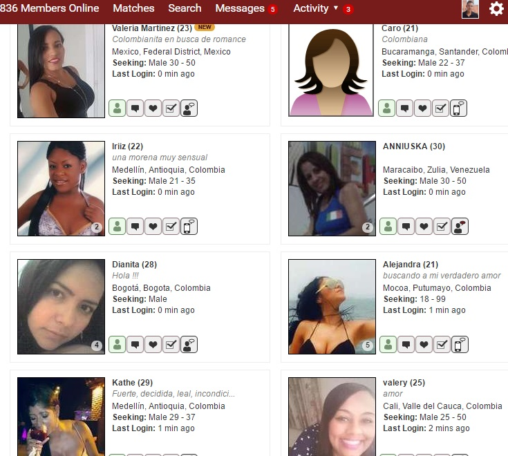 Girls looking for sex in bucaramanga