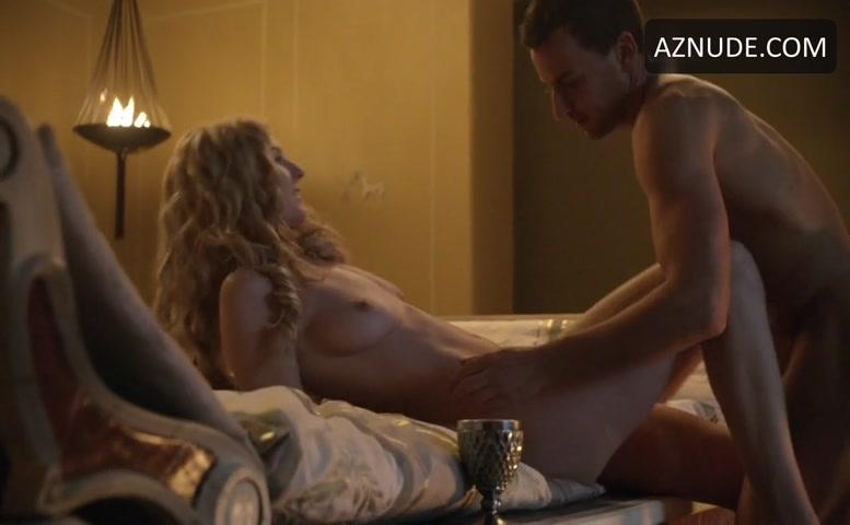 Viva bianca spartacus nude scenes