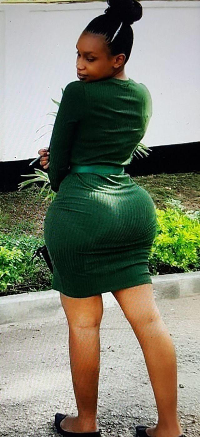 Bubble butt mature ebony women