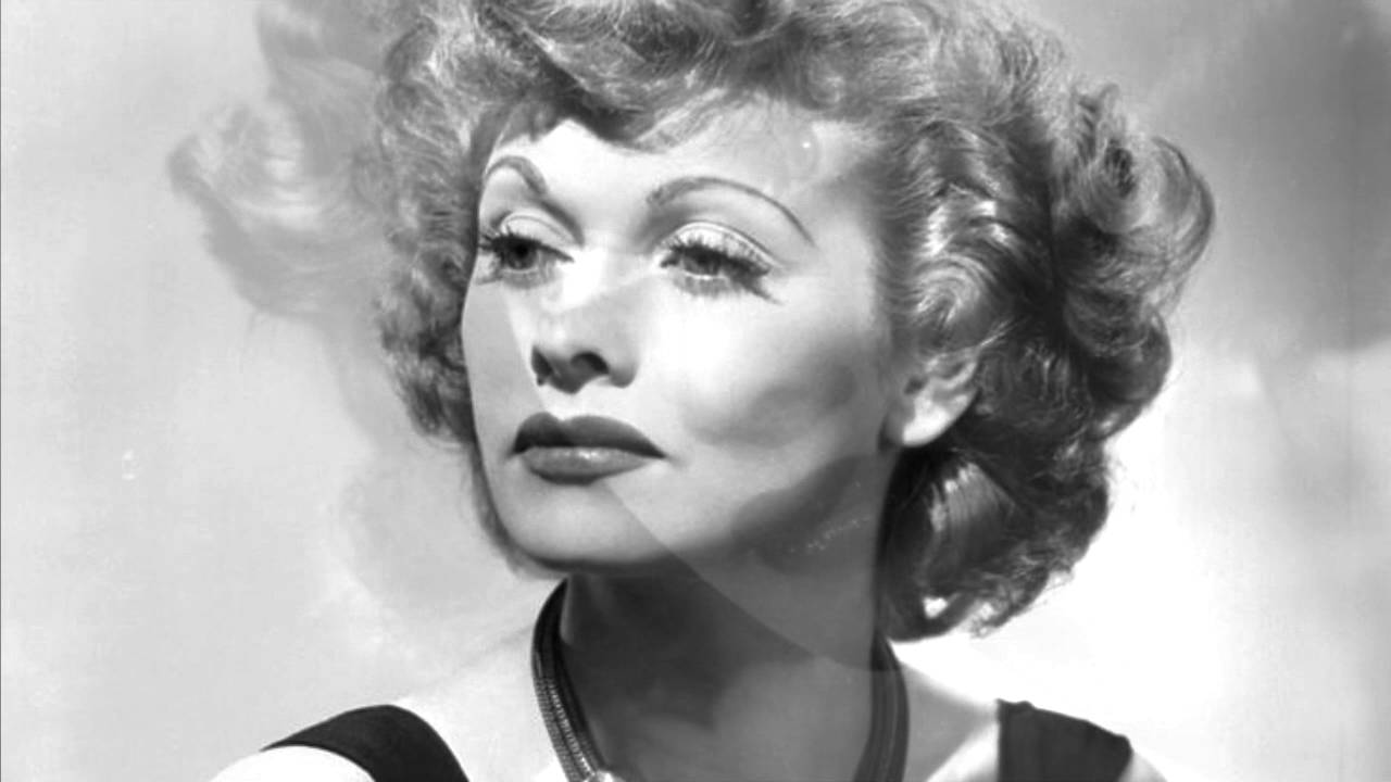 Lucille ball big nipples