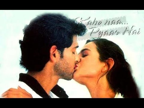 Amisha patel kiss hot