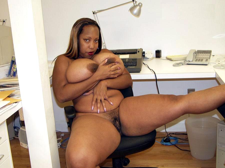 Black naked fat ladies