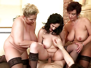 Mature nude video clips