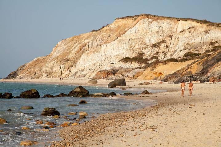 Cape cod nude beach