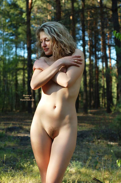 Nude girls with blonde pubic hair models
