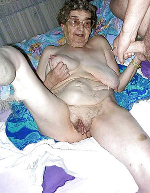 Granny nude old Mature and
