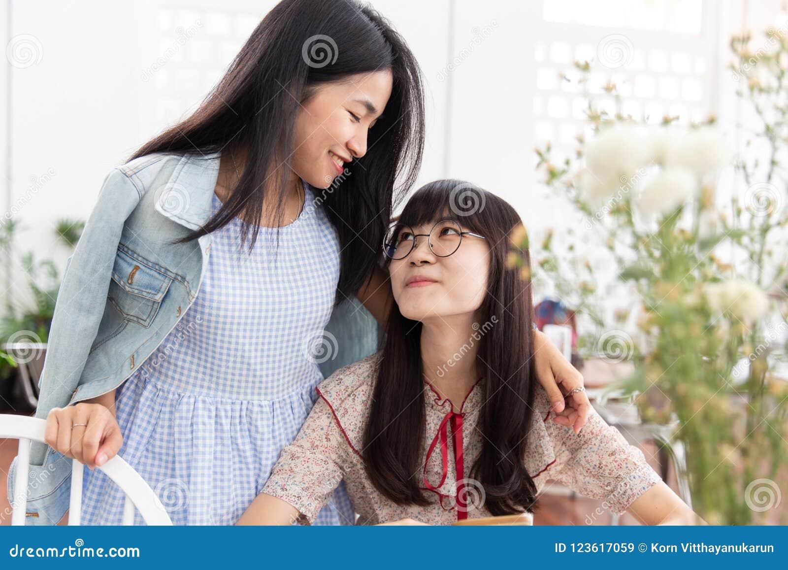 Hot lesbian asian backgrounds
