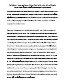 Langston hughes analysis poem democracy