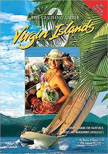 Cruising guide to virgin islands