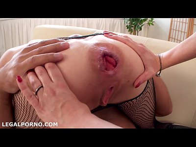 Extreme kream anal prolapsing and squirting