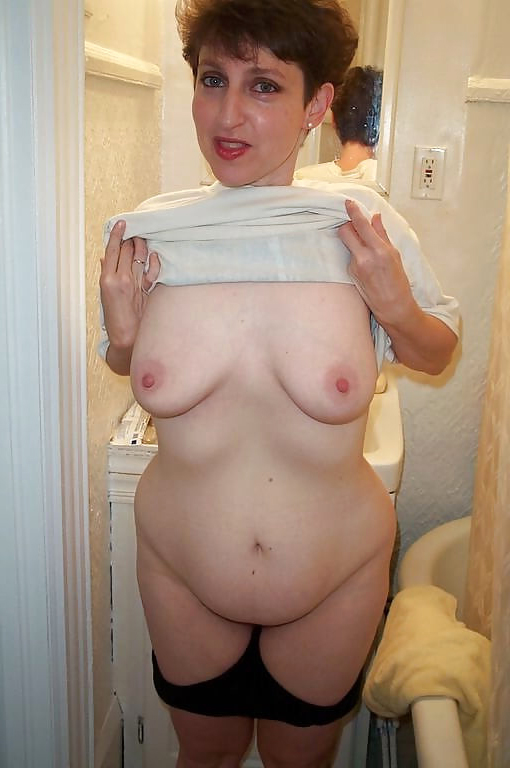 Mature chubby slut wife