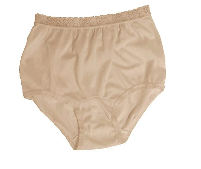 Full cut nylon panty